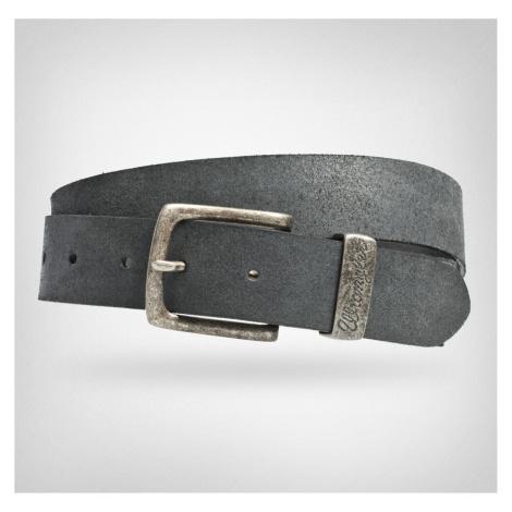 "Wrangler ""Basic Metal Loop Belt"" Black"
