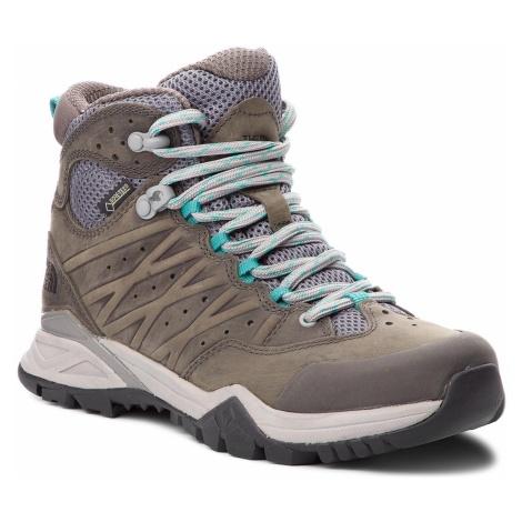 Trekkingi THE NORTH FACE - Hedgehog Hike II Mid Gtx GORE-TEX T939IA4FZ Q-Silver Grey/Porcelain G