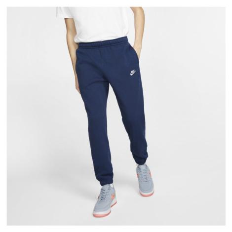 Spodnie męskie Nike Sportswear Club Fleece - Niebieski