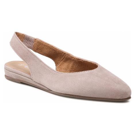 Sandały TAMARIS - 1-29406-26 Taupe 341