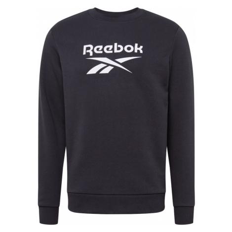Reebok Classic Bluzka sportowa czarny / biały