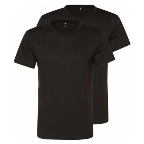 G-Star RAW Koszulka czarny