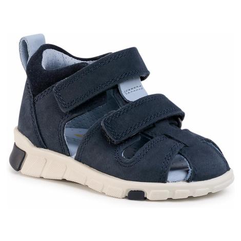Sandały ECCO - Mini Stride Sandal 76113102303 Night Sky