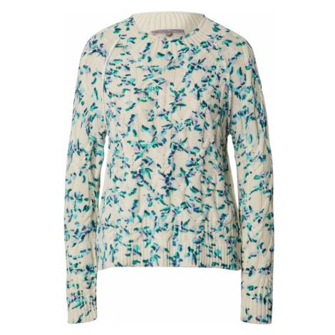 LIEBLINGSSTÜCK Sweter 'Pamela' biały / mieszane kolory