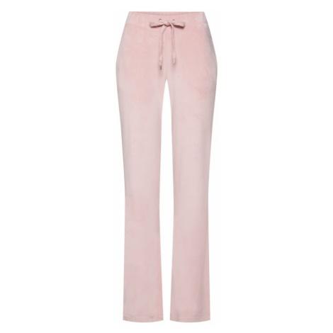 ONLY Spodnie 'SERENA' różowy pudrowy