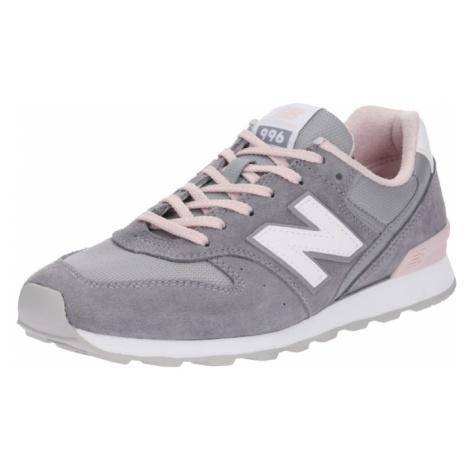 New Balance Trampki niskie 'WR996' grafitowy / różany / biały
