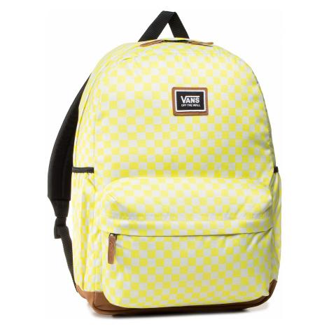 Plecak VANS - Realm Plus VN0A34GLVD71 Lemon Ton