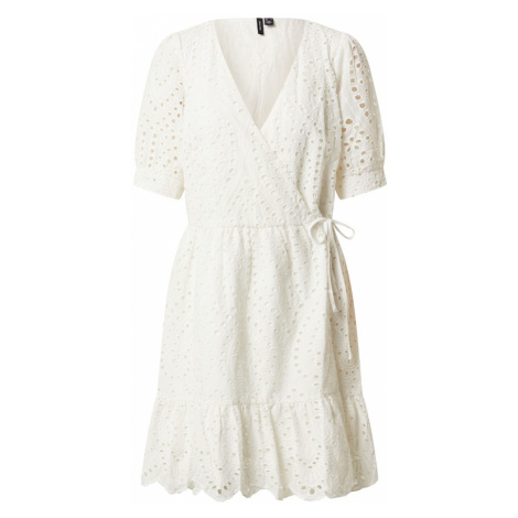 VERO MODA Sukienka 'THERESE' biały