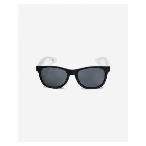 Vans Spicoli 4 Okulary przeciwsłoneczne Czarny Biały