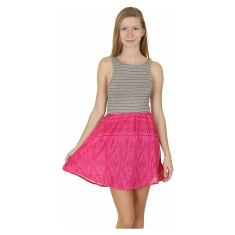 sukienka Roxy South Side - MMW6/Berry Ikat Threads