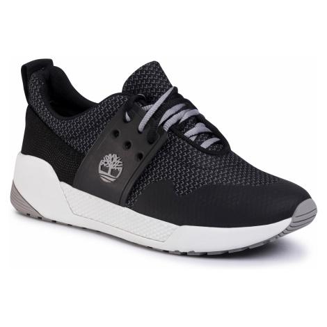 Sneakersy TIMBERLAND - Kiri Up Sneaker TB0A1MSD015 Black Knit