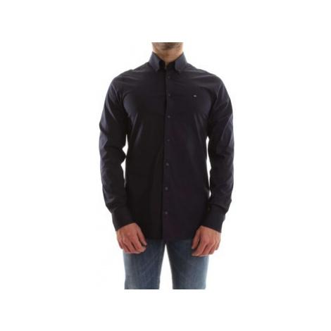 Koszule z długim rękawem Tommy Hilfiger 0867894704 STRETCH POPLIN