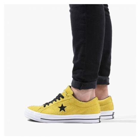 Buty sneakersy Converse One Star Dark Vintage Suede 163245C