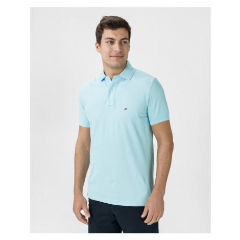 Tommy Hilfiger Polo Koszulka Niebieski