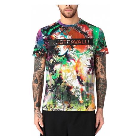 T-shirt a maniche corte Just Cavalli