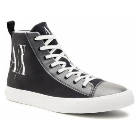 Armani Exchange Sneakersy XUZ021 XV212 00002 Czarny