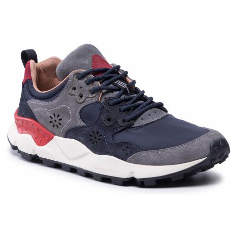 Sneakersy FLOWER MOUNTAIN - Yamano 2 Man 0012015674.01.1C05 Navy/Grey