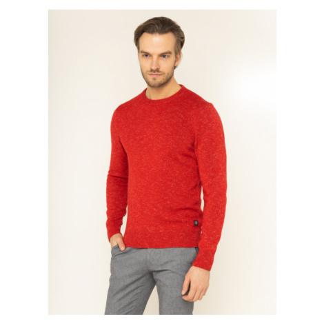 Marc O'Polo Sweter 930 6209 60194 Czerwony Regular Fit