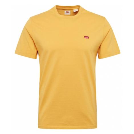 LEVI'S Koszulka 'THE ORIGINAL TEE' złoty żółty Levi´s