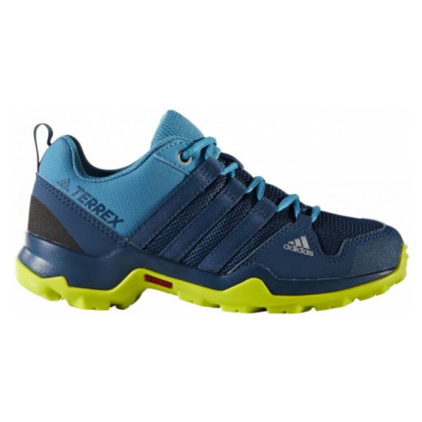 adidas TERREX AX2R K ciemnoniebieski 30 - Obuwie trekkingowe dziecięce