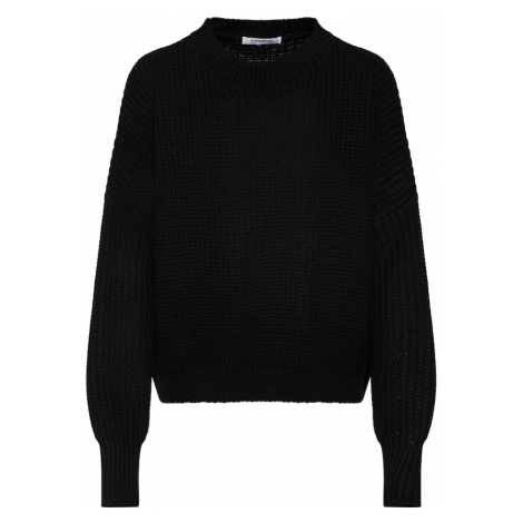 GLAMOROUS Sweter oversize czarny