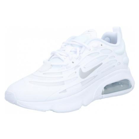 Nike Sportswear Trampki niskie 'Air Max Exosense' srebrny / biały