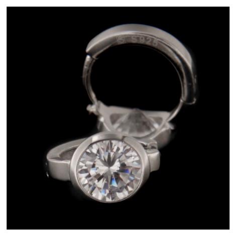 Kolczyki srebrne 60794