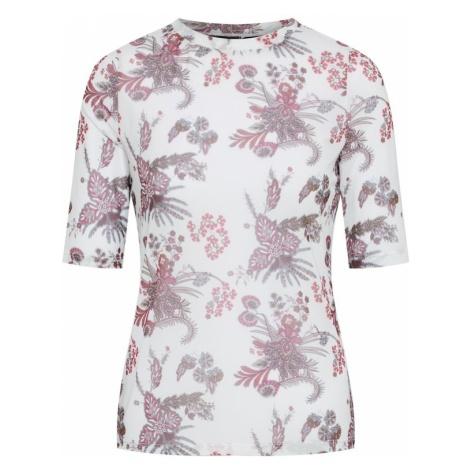 VERO MODA Koszulka kremowy / liliowy