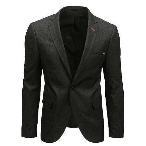 Black men's jacket MX0442 DStreet