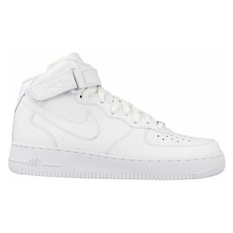 "Nike Air Force 1 Mid 07 ""All White"" (315123-111)"