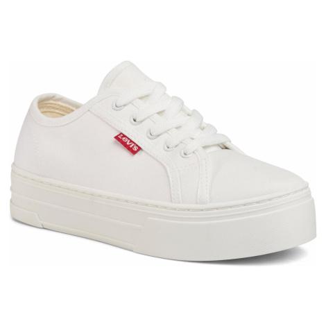 Tenisówki LEVI'S - 38374-0071-50 Brillant White Levi´s
