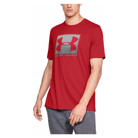 UA BOXED SPORTSTYLE SS-RED Under Armour
