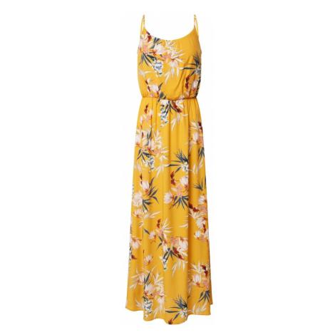 ONLY Sukienka żółty / mieszane kolory