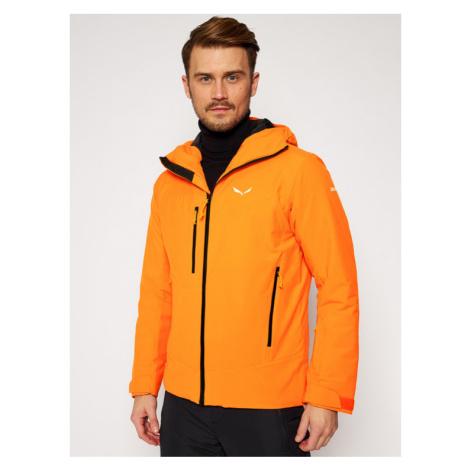 Salewa Kurtka narciarska Antelao Beltovo 028253 Pomarańczowy Regular Fit