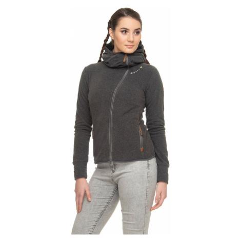 bluza Ragwear Delores Zip - 3000/Gray