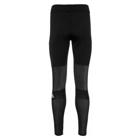ADIDAS PERFORMANCE Spodnie sportowe 'Z.N.E. Hybrid Primeknit' czarny / biały