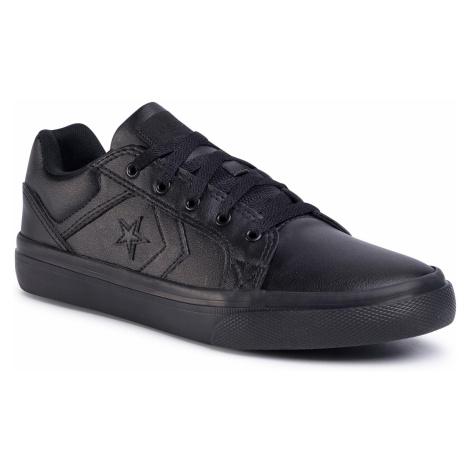 Tenisówki CONVERSE - El Distrito 2.0 Ox 167013C Black/Black/Black