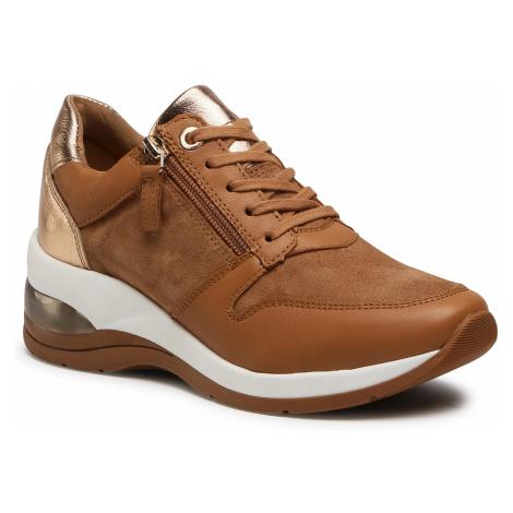 Sneakersy LASOCKI - EST-TALIA-01 Camel