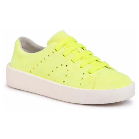 Sneakersy CAMPER - Courb K200828-017 Yellow