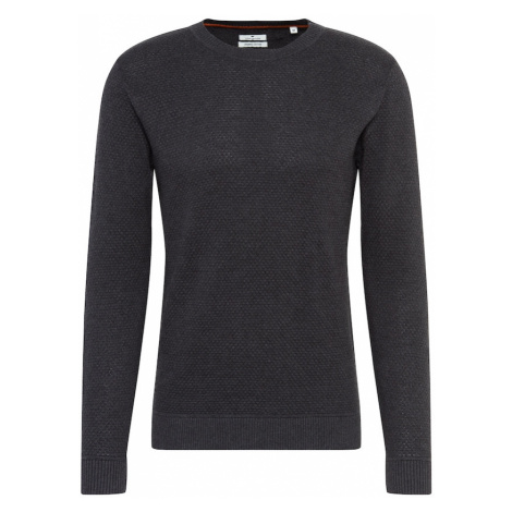 TOM TAILOR Sweter szary