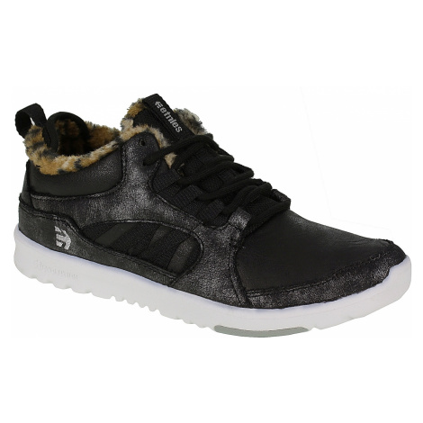 buty Etnies Scout Mt - Black/Gray/White