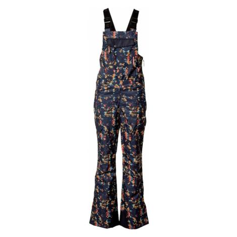 ICEPEAK Spodnie outdoor 'COWETA' ciemny niebieski / mieszane kolory