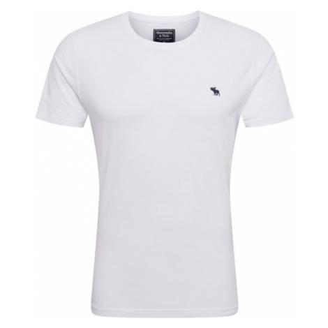 Abercrombie & Fitch Koszulka 'GLBL CREW MULTIPACK' biały