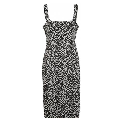 Banana Republic Sukienka czarny / biały