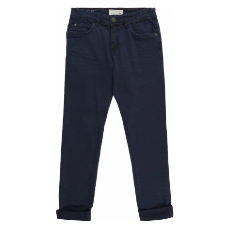 REVIEW FOR TEENS Spodnie ciemny niebieski