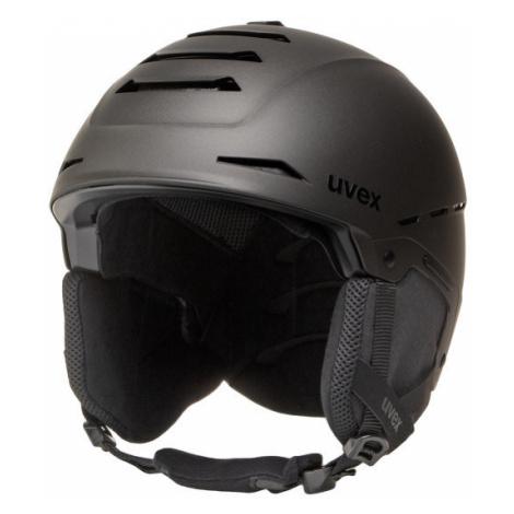 Uvex Kask narciarski Legend S5662469005 Czarny