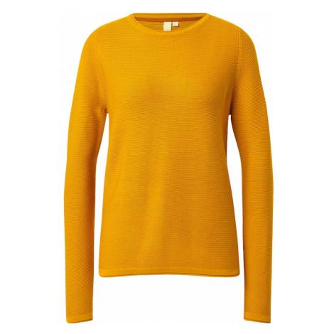 Q/S designed by Sweter żółty