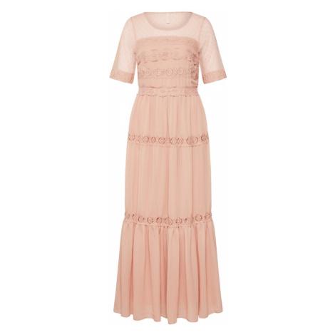 Y.A.S Sukienka 'FALINE' różowy pudrowy