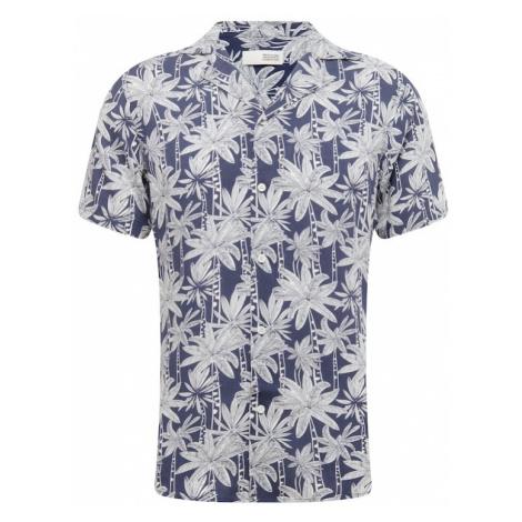 !Solid Koszula 'Brando' błękitny / biały