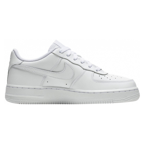 Nike Air Force 1 Low (GS) All White (314192-117)
